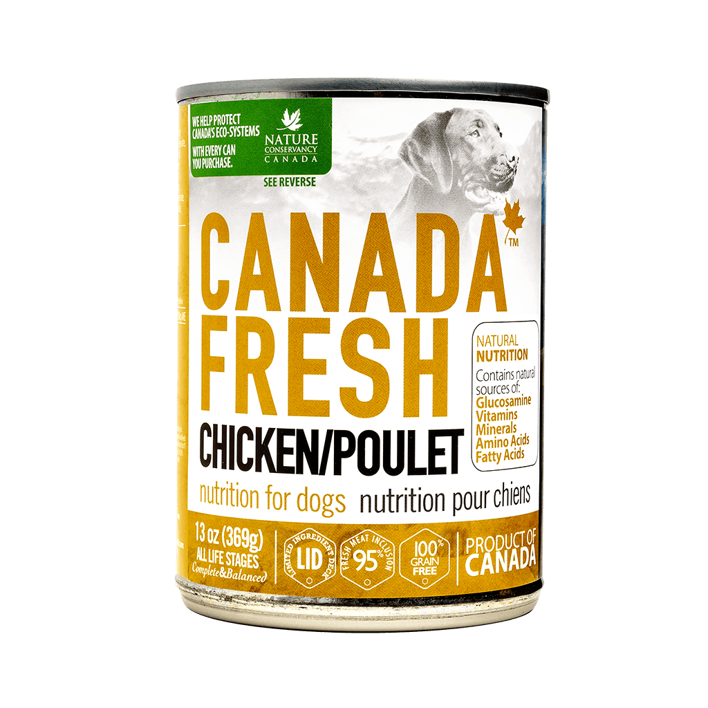 Canada Fresh Chicken for Dog 13 oz