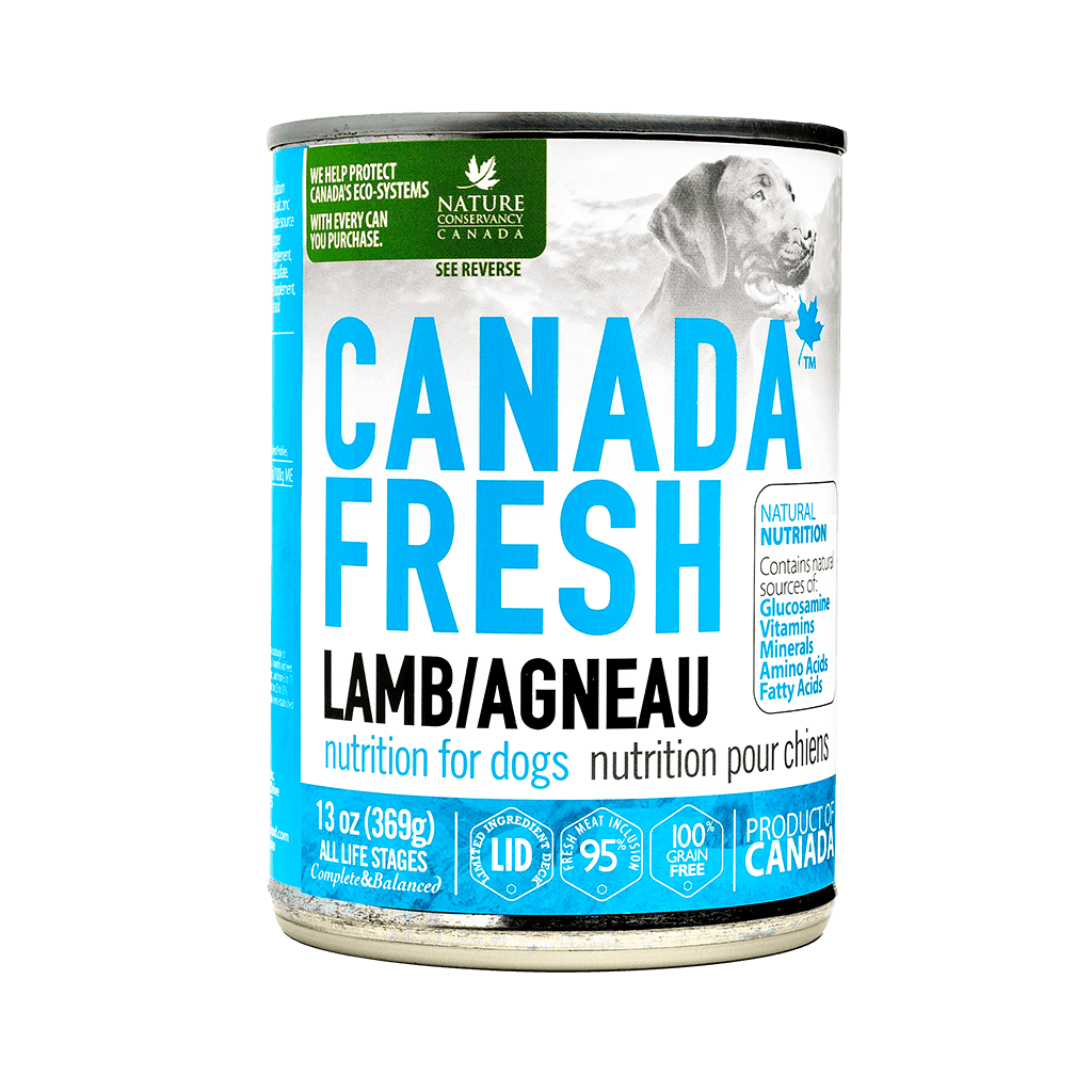Canada Fresh Lamb for Dog 13 oz