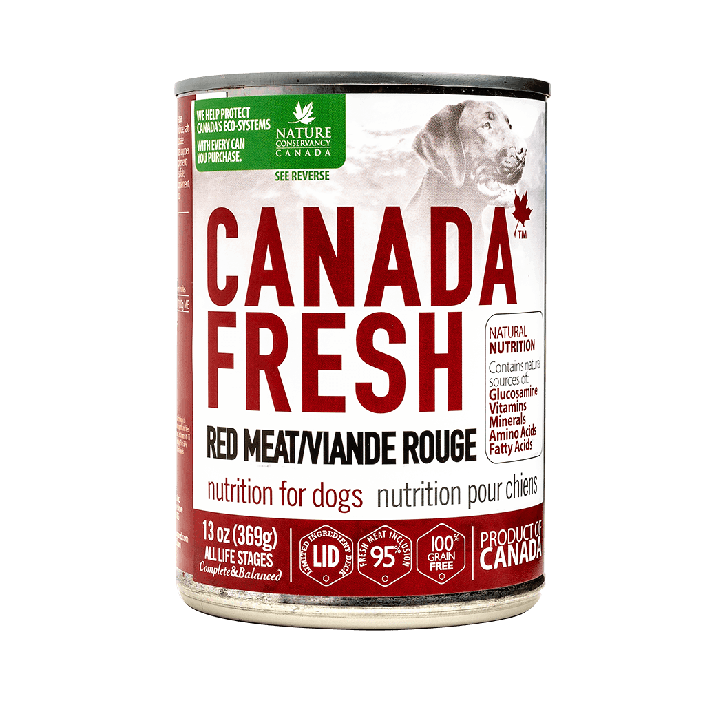 Canada Fresh Red Meat for Dog 13 oz