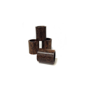 Chobe Set of 4 Napkin Rings