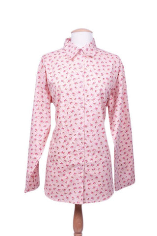 Winter Peach Womens Pajama