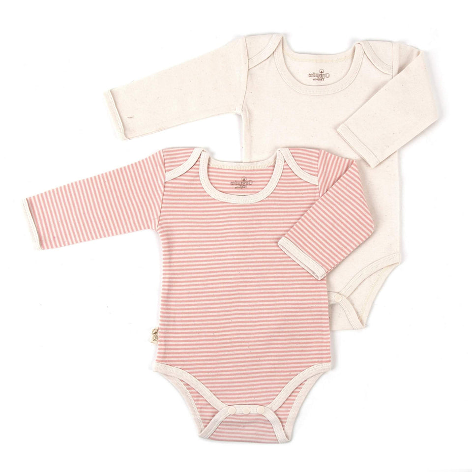 Pink 0-6 Months Tadpoles Kids Sleep Gown Set
