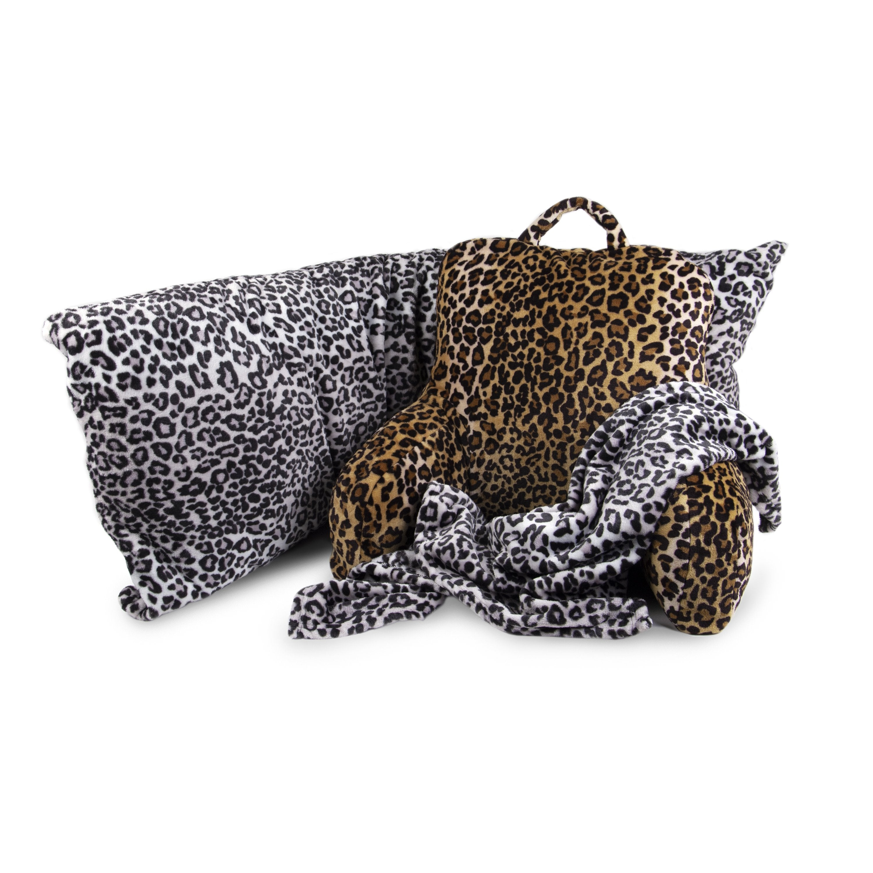 Leopard Bed Rest by Sleeping Partners