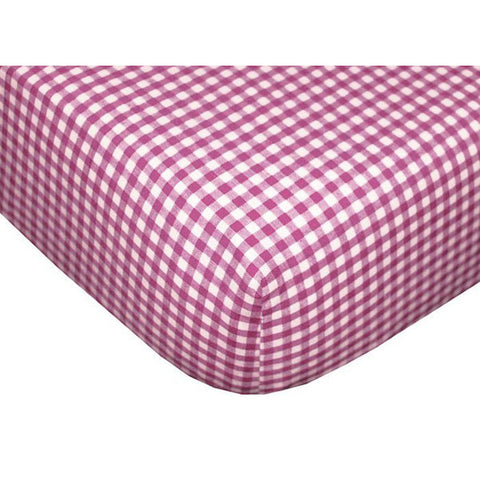 Tadpoles Classic Gingham Fitted Sheets - Set/2