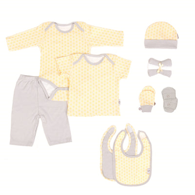 Starburst 12 Piece Layette Gift Set
