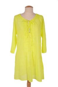Sophia Tunic - Lime
