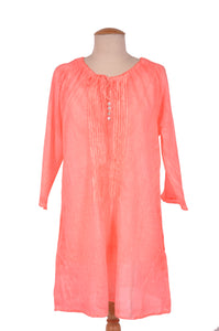 Sophia Tunic - Peach