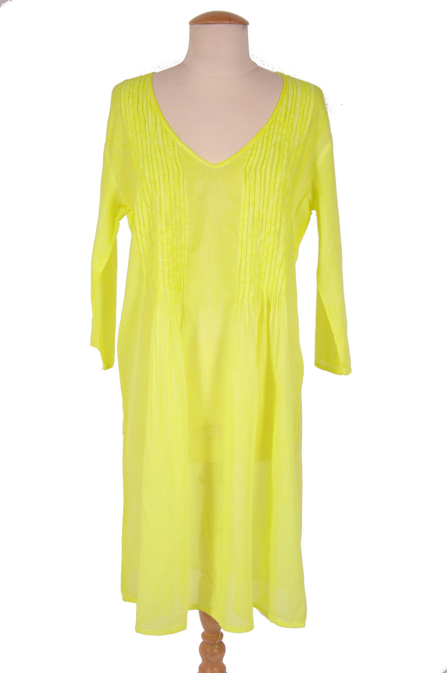Bella Tunic - Lime