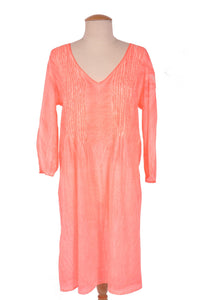 Bella Tunic - Peach Orange