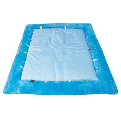 Play Mat Blue