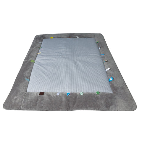 Play Mat Grey