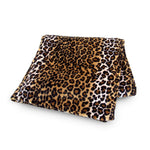 Load image into Gallery viewer, Soft Leopard Throw Blanket by Sleeping Partners