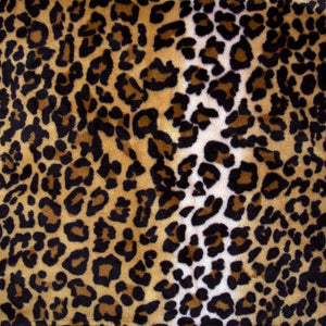 Soft Leopard Throw Blanket by Sleeping Partners
