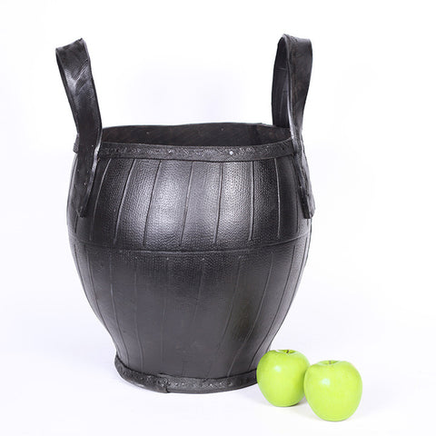 Olive Shaped Bucket