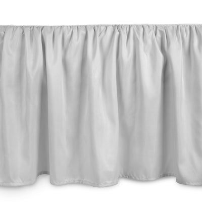 Dust Ruffle Twin Bed Skirt
