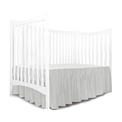 Dust Ruffle Crib Skirt