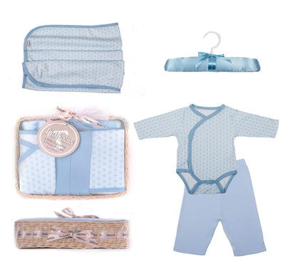 Starburst 5 Piece Layette Gift Set