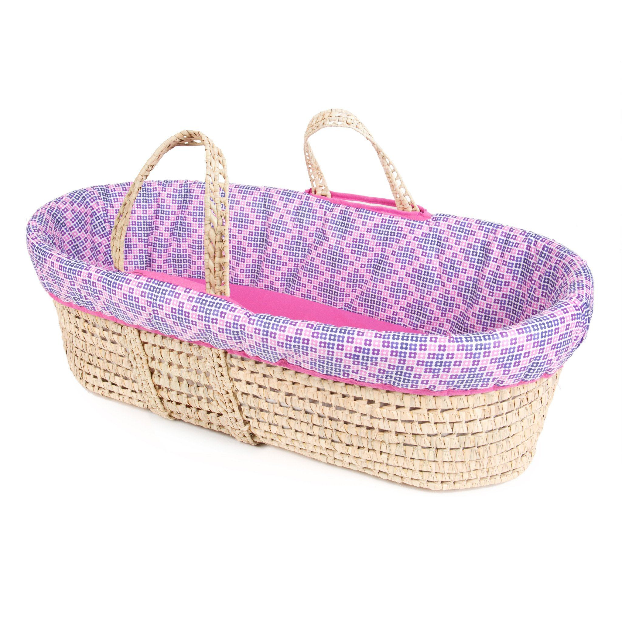Moses Basket & Limited Edition Bedding