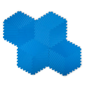 Rhombus Foam Playmat Set, 12 Piece or 36 Piece