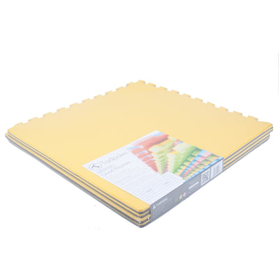 4 Piece XL Foam Playmat Set