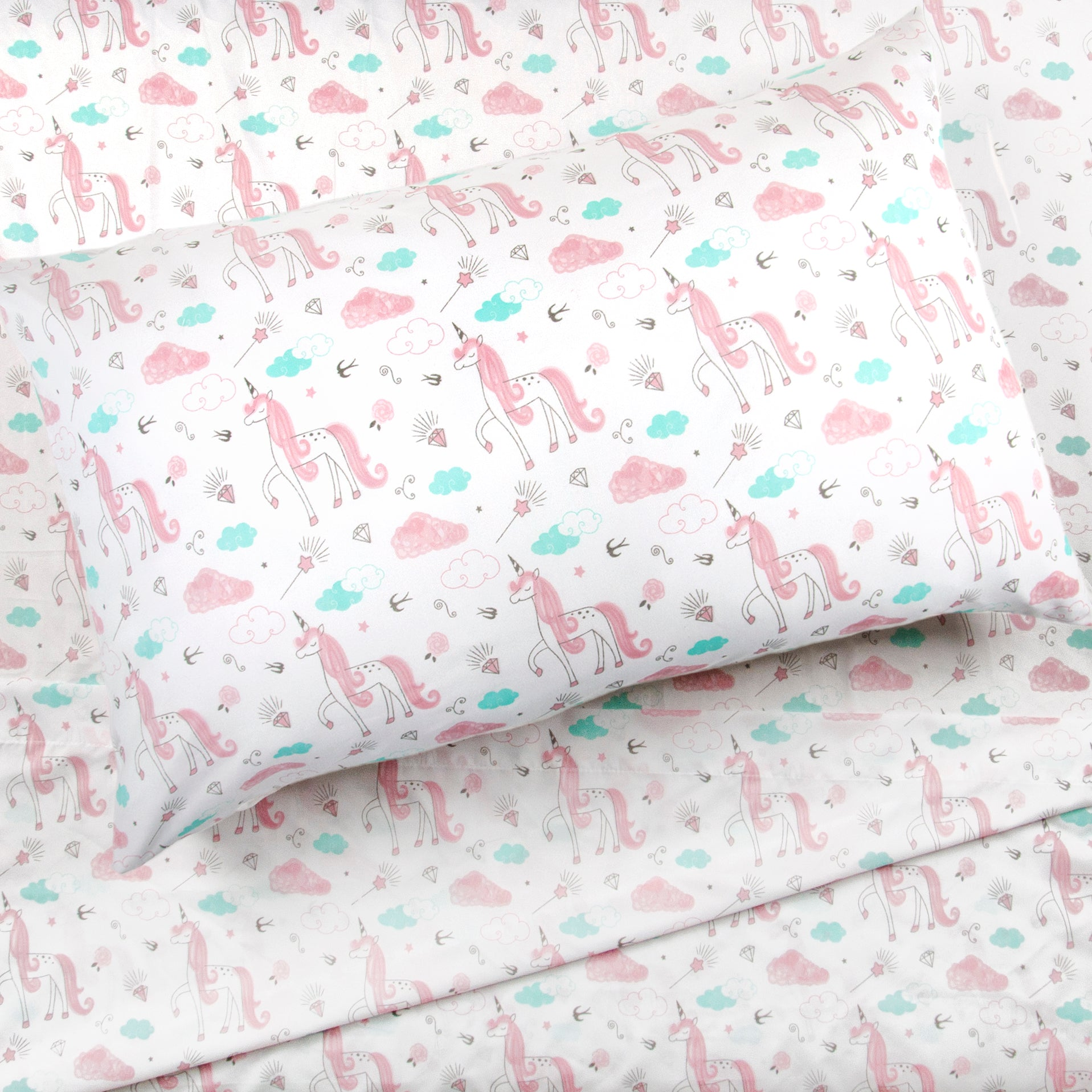Twin-3 Piece Sheets by Frenchie Mini Couture