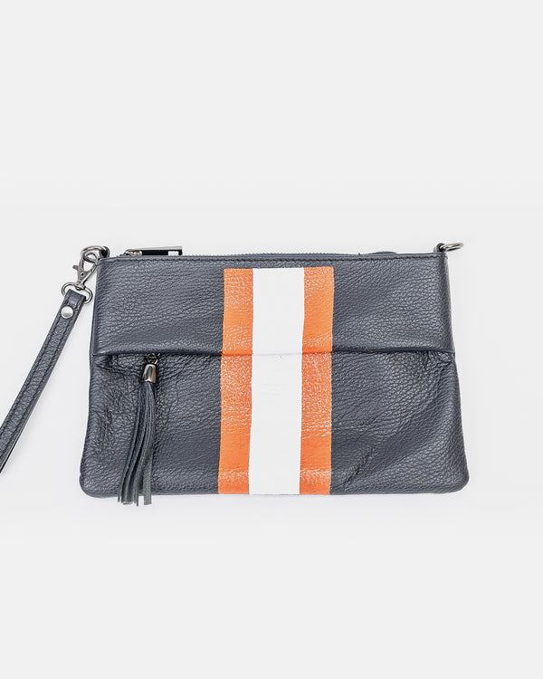 Liv Leather Clutch