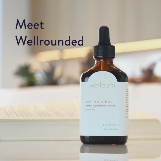 Video - wellrounded Herbal Supplement Tincture