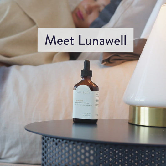 video - lunawell - Herbal Supplement Tincture