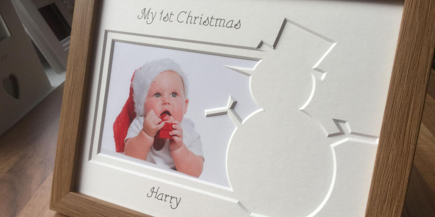 Your Babys First Precious Christmas