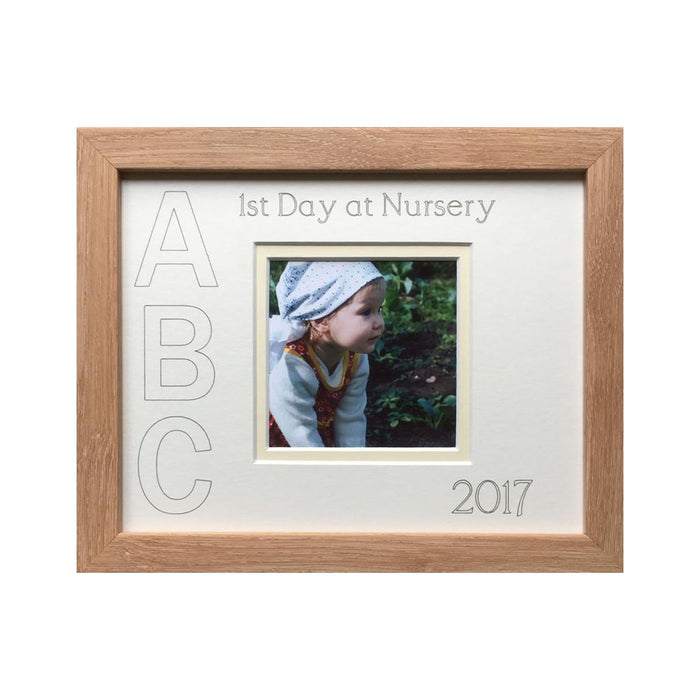 Preschool Nursery Photograph frame