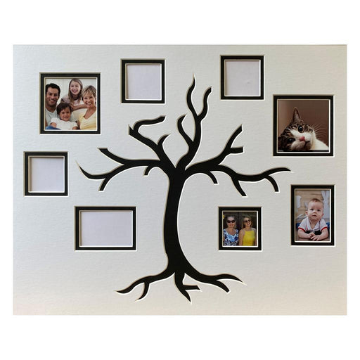 Large Family Tree Mount 20 x 16