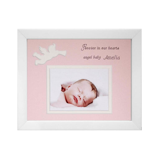 Cherub Angel Photo Frame