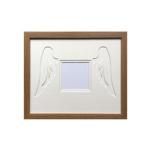 Custom Angel Wings Dark Oak - 4x4 photo