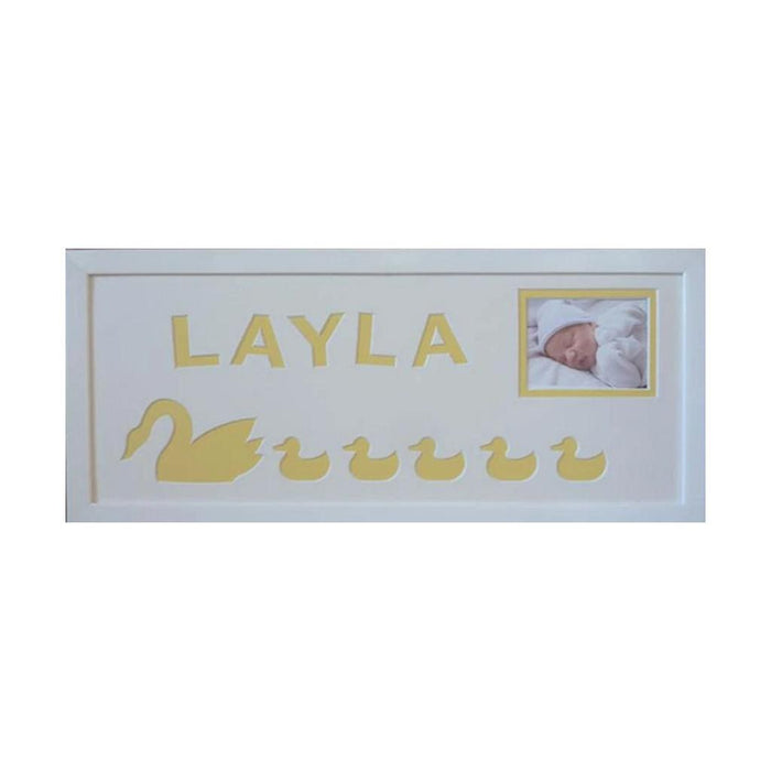 Duck Personalised Photo Frames