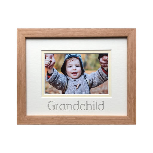 Grandchild Picture frame 9 x 7