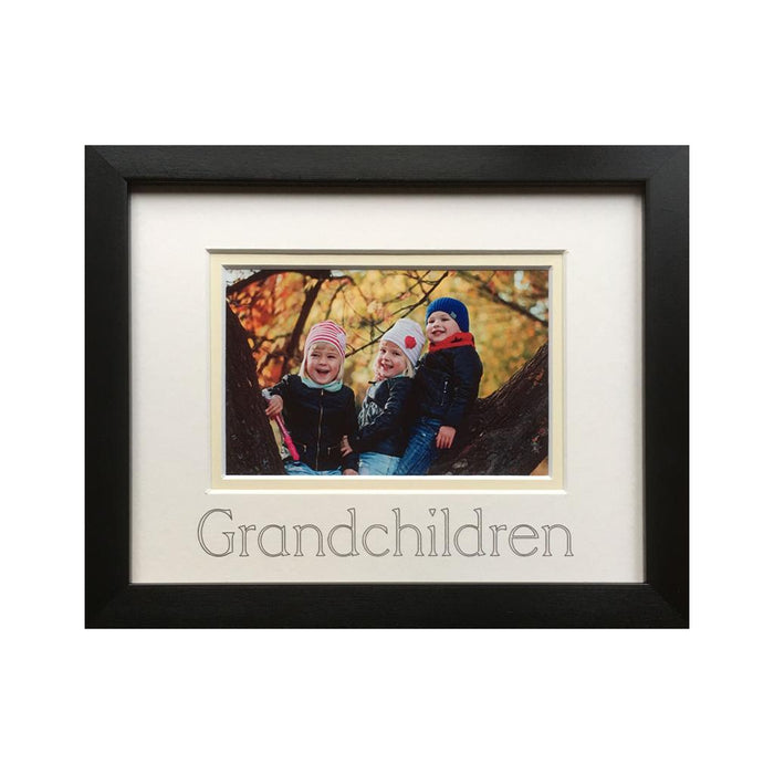 Grandchildren Photograph Frame 9 x 7
