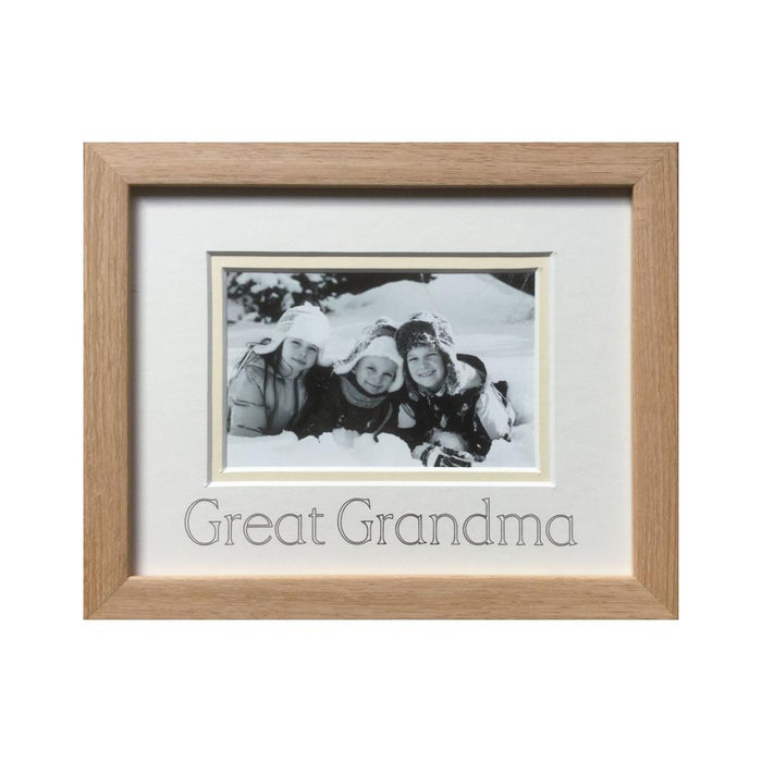 Great Grandma frame