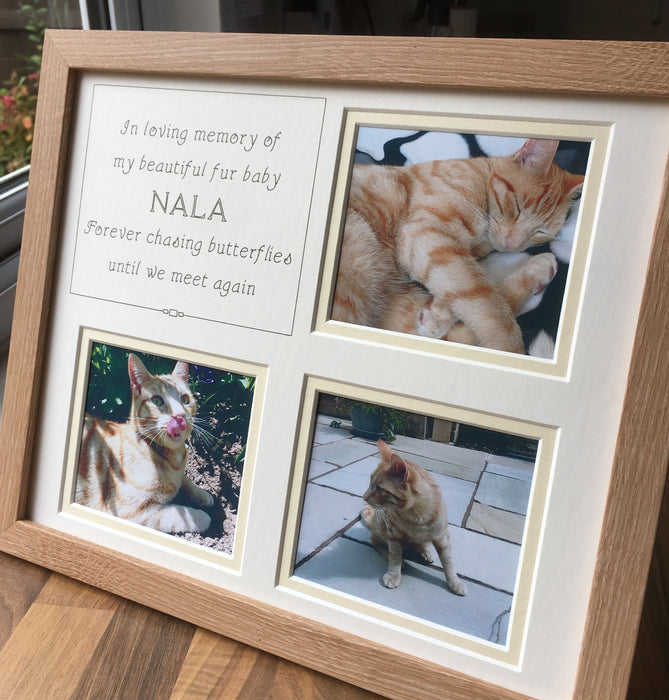 Personalised Animal Picture Frame