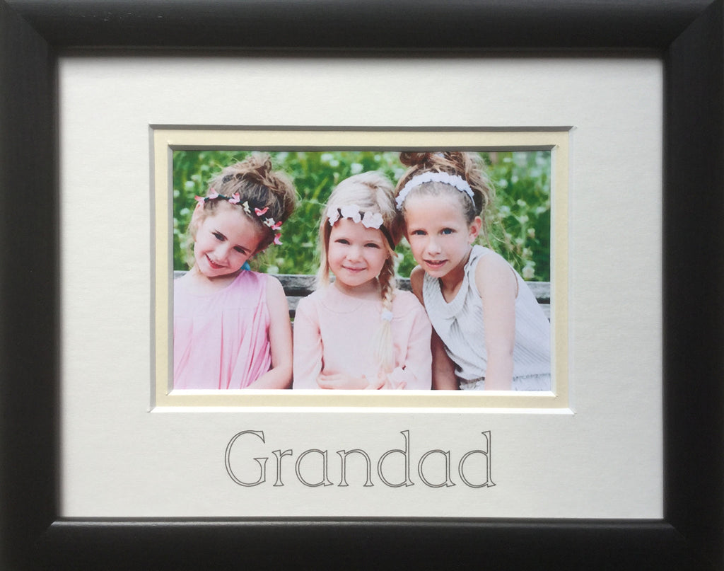 Grandad Photo Frame 9 x 7