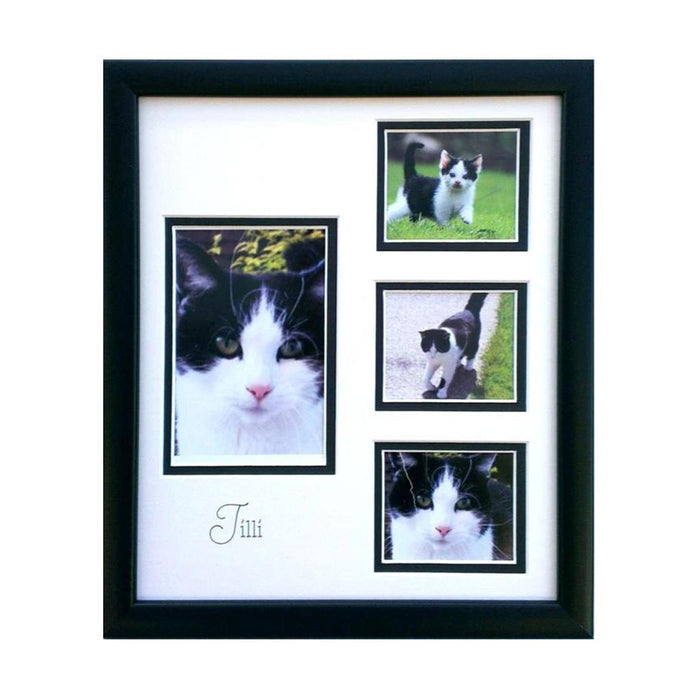 Personalise pet portrait frame