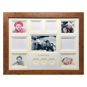 Highland Rustic Multi Picture Frame