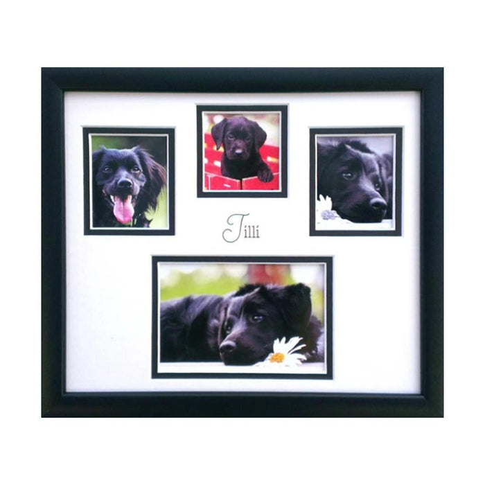 Pet Personalised Photo Frame