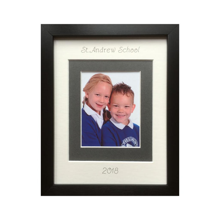 Primary School Photograph Picture Frame - Portrait