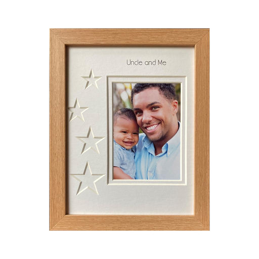 Uncle and Me Photo Frame