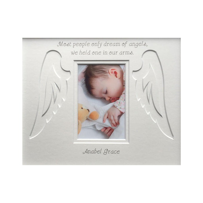 6x4 Angel Wings Memory Mount