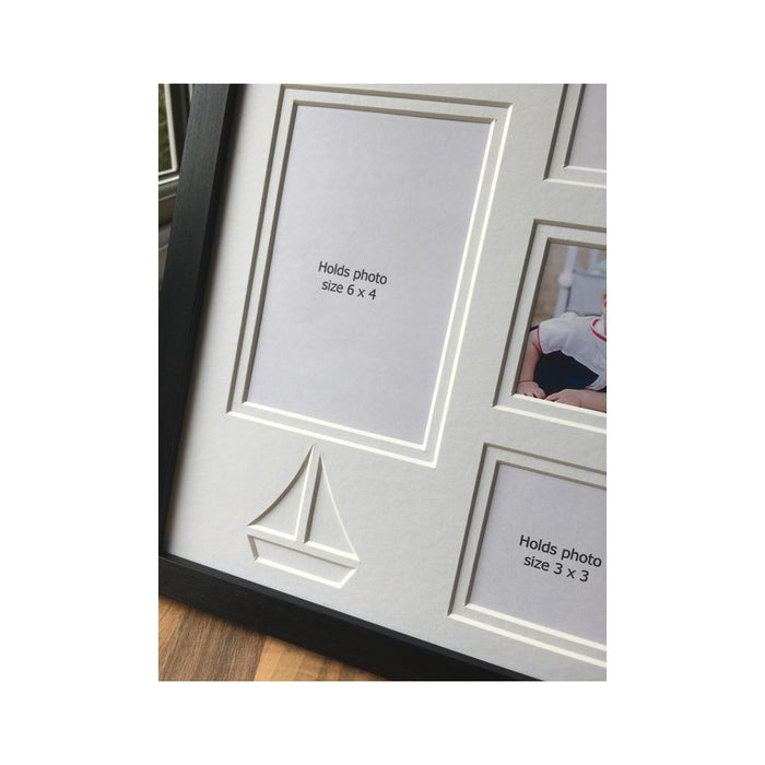Boat Themed Nursery Picture Frame