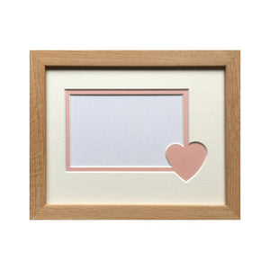 Customise own message heart frame
