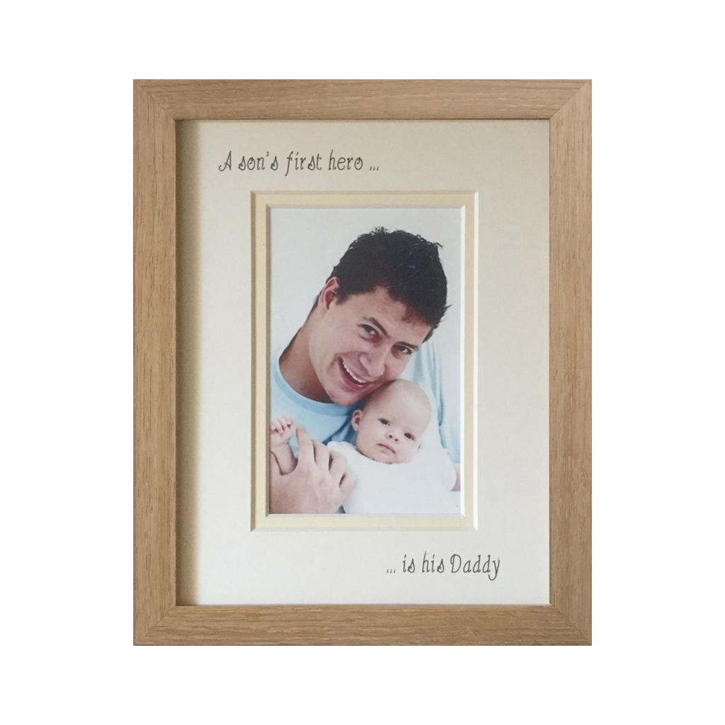 Dad Photo Frames - Azana Photo Frames