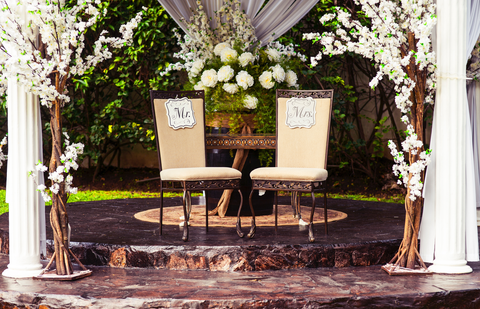 6 Outdoor Wedding Tips I Wedding Blog I Make Memento
