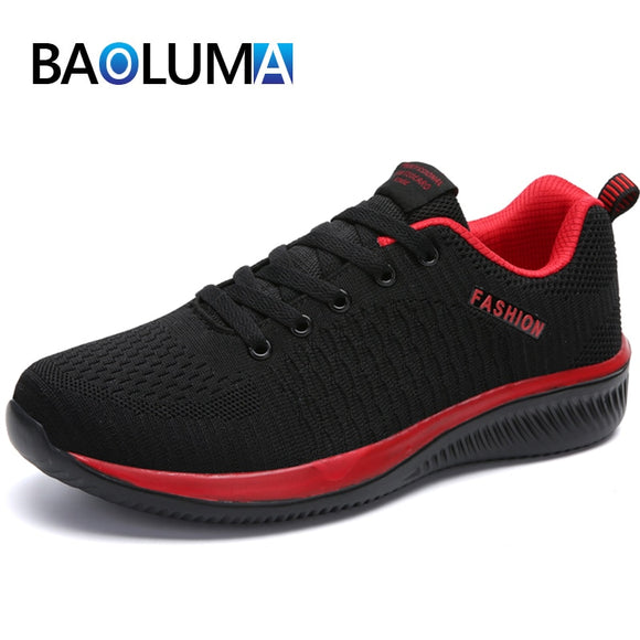 2020 Men's Casual Shoes Summer Lightweight Men Shoes Mesh Breathable Men Sneakers Outdoor Male Summer Shoes Tenis Masculino